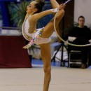Ashley Julien, 6e en Junior (pôle Calais, club Elbeuf - NRGym)