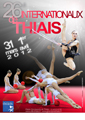 Affiche du tournoi international de Thiais 2012