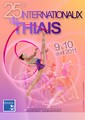 Affiche du tournoi international de Thiais 2011